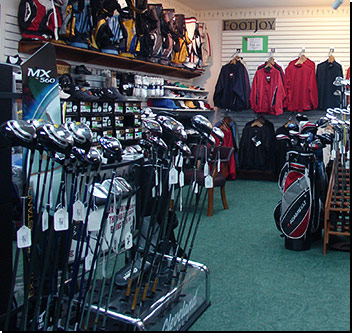 Black Squirrel Golf Club Pro Shop
